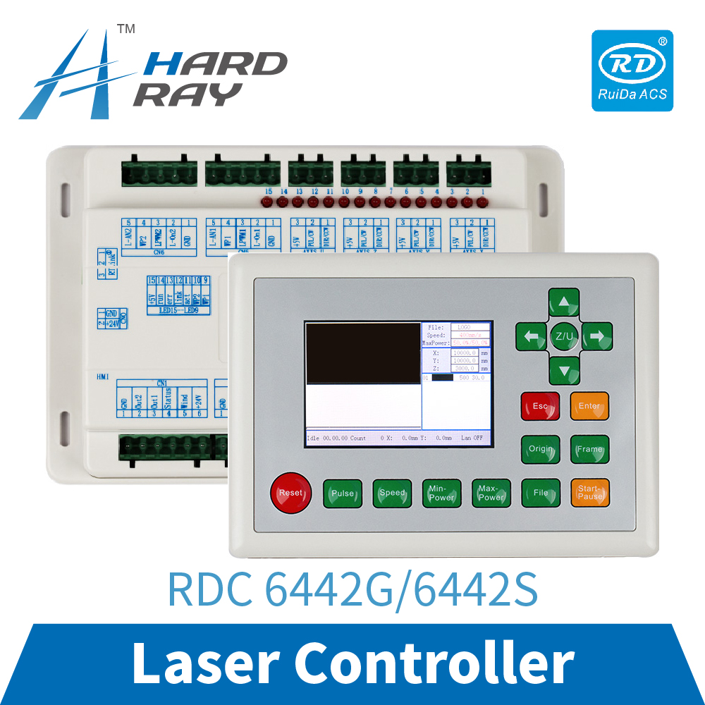 Ruida RDC6442G CO2 Laser DSP Controller for Laser Engraving and Cutting Machine