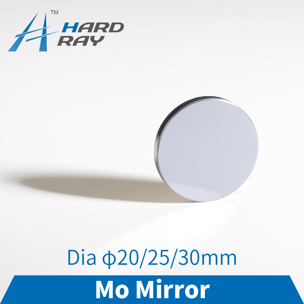 Laser Reflector Mo Mirror Dia. 20mm 25mm 30mm thickness 3mm 1Pcs for CO2 Laser Machine