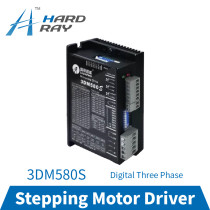 3DM580S Digital Three Phase Stepping Motor Driver Low Noise for CO2 Laser Engraving Cutting Machine