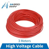 3 Meters High voltage Cable for CO2 Laser Power Supply and Laser Tube Laser Engraving and Cutting Machine