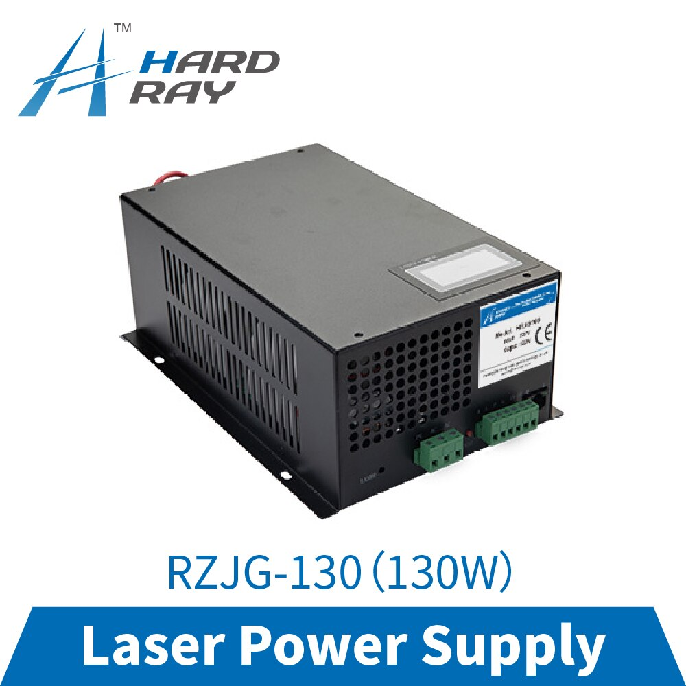 CO2 laser power supply 130W high quality laser cutting machine engraving machine high-power!