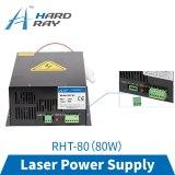laser power supply 80W high quality laser cutting machine engraving machine RHT-80