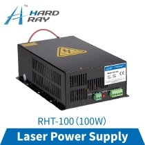 laser power supply 100W high quality laser cutting machine engraving machine RHT-100