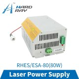 CO2 Laser Power Supply 80W for CO2 Laser Engraving Cutting Machine RHES/ESA-80