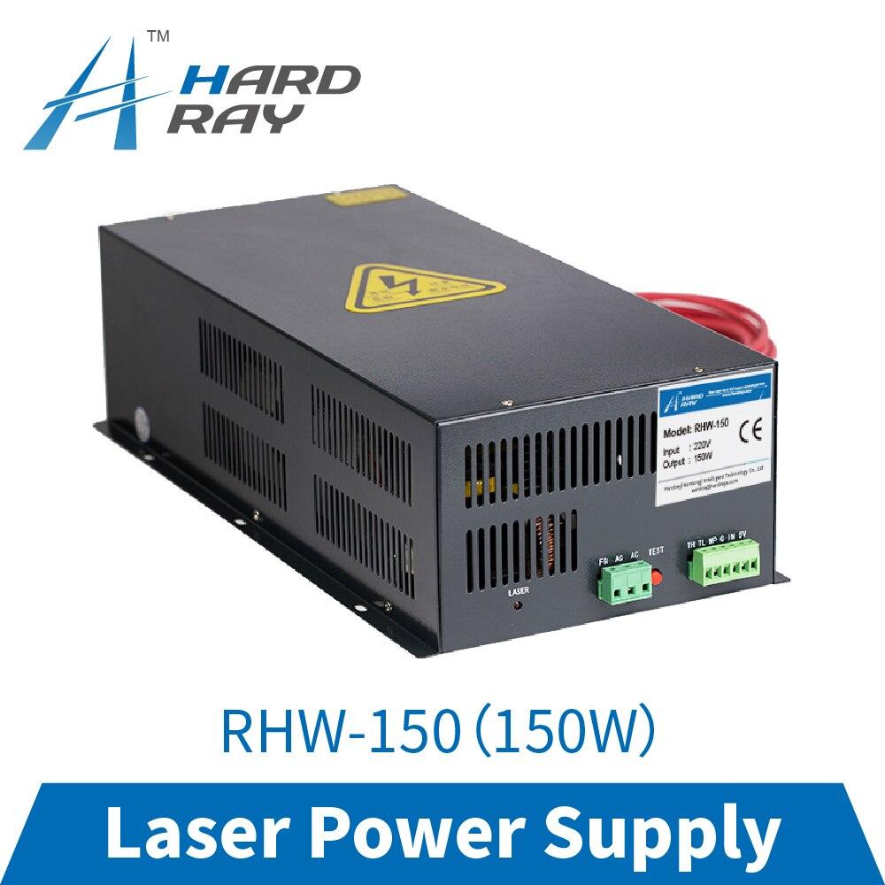 laser power supply 150W high quality laser cutting machine engraving machine RHW-150
