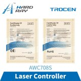 Trocen AWC708S Co2 Laser Controller System for Laser Engraving and Cutting Machine