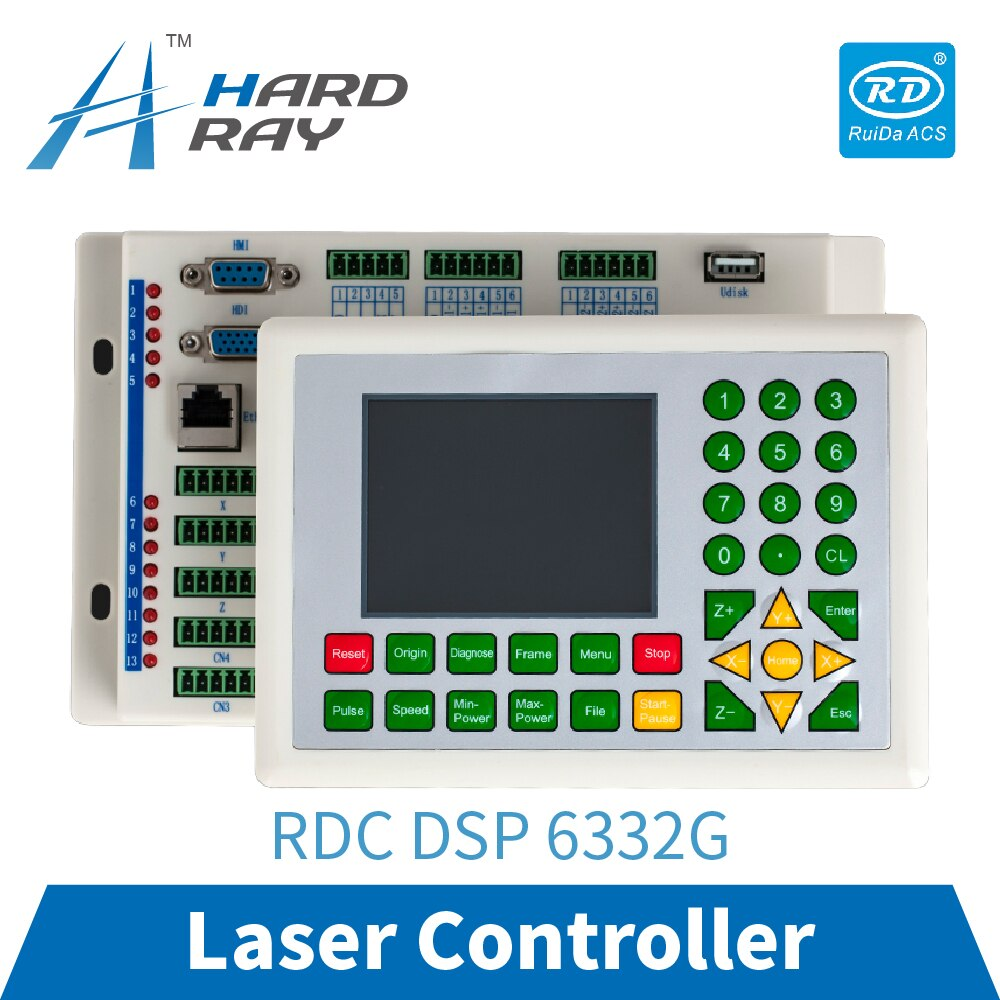 Ruida RDC6332G C02 Laser DSP Controller for Laser Engraving and Cutting Machine