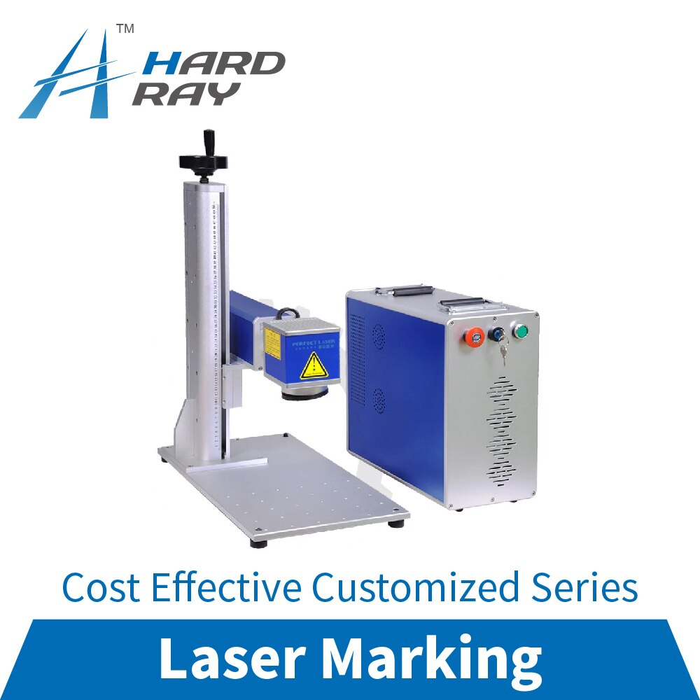 High cost performance customized series of 20-30w optical fiber split portable marking machine