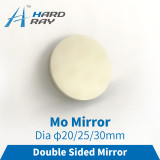 Mo Mirror Double Sided Dia.20/25/30mm thickness 3mm for CO2 Laser Machine New Products!