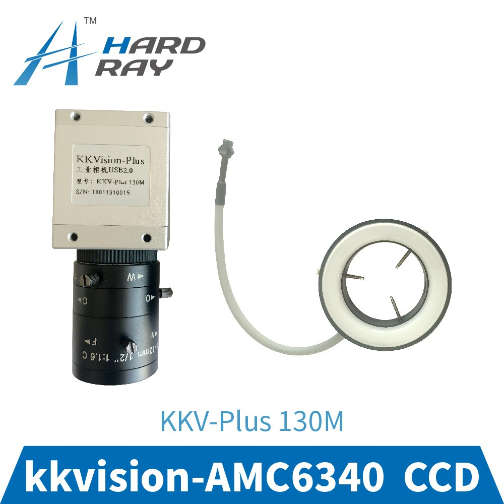 KKV-Plus 130M CCD Visual Suit CO2 Laser Controller System Use kkvision-AMC6340 CCD