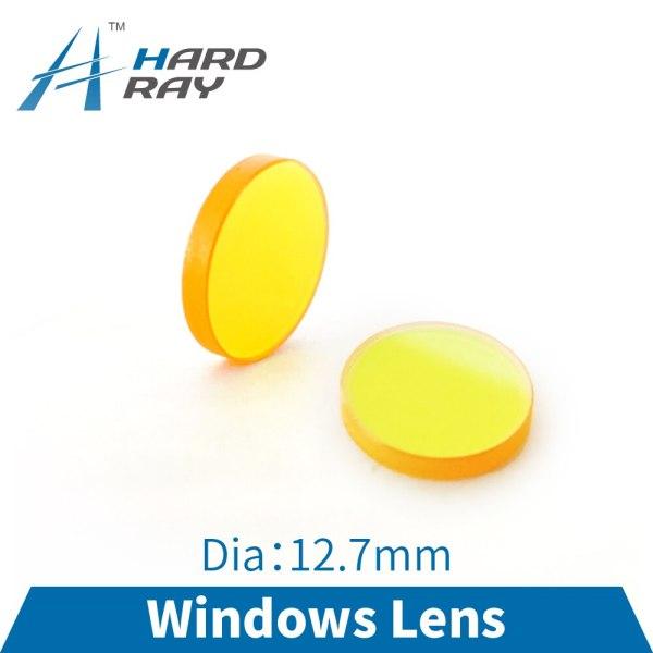 ZnSe Window Lens CO2 Protection Lens Diameter 12.7mm Infrared Laser Lens