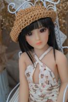 AXB Doll ラブドール 65cm #07ヘッド バスト平ら TPE製