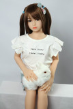 AXB Doll ラブドール 100cm バスト平ら#A-2 TPE製