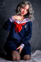 XYcolo Doll フルシリコン製ラブドール 153cm A-cup Sakuraちゃん 材質選択