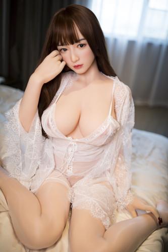 Top Sino Doll ラブドール 159cm T1 Miyou RRSメイク選択可 フルシリコン製