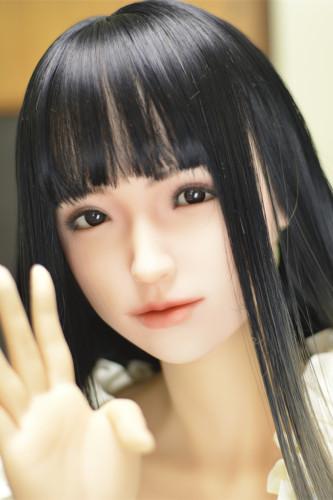 Sanhui Doll シリコン製ラブドール 156cm #22 まゆね 口開閉可能