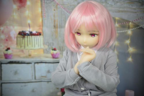 DollHouse168 ラブドール 80cm Gカップ Shiori 栞 アニメヘッド TPE製