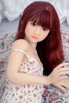 AXB Doll ラブドール 120cm バスト平ら #15 TPE製