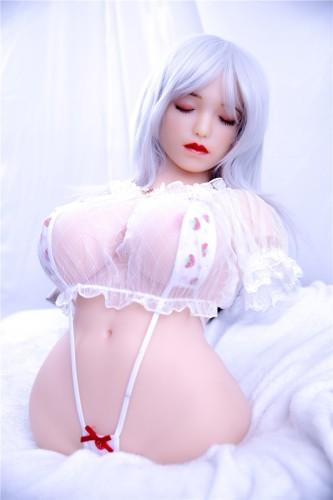 Sino Doll ラブドール 75cmトルソー 腕無し #23 フルシリコン製