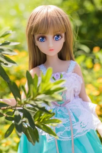 Mini Doll ミニドール ラブドール セックス可能 T4ヘッド 53cm身長 軽量化 約2㎏ 収納が便利(隠しやすい) 使いやすい 普段は鑑賞用 小さい