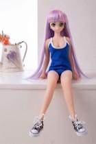 Mini Doll ミニドール ラブドール セックス可能 T1ヘッド 53cm身長 軽量化 約2㎏ 収納が便利(隠しやすい) 使いやすい 普段は鑑賞用 小さい