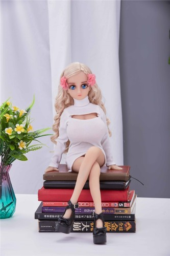 Mini Doll ミニドール ラブドール セックス可能 T4ヘッド 58cm身長 軽量化 約2㎏ 収納が便利(隠しやすい) 使いやすい 普段は鑑賞用 小さい