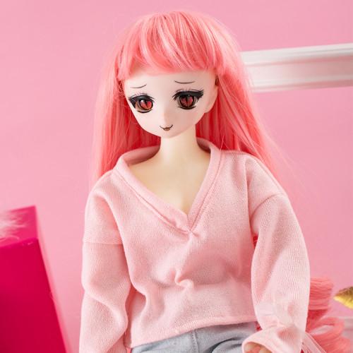 Mini Doll ミニドール セックス可能 53cm普通乳TPE M7ヘッド 収納が便利(隠しやすい)使いやすい 普段は鑑賞用 53cm-75cm身長選択可能