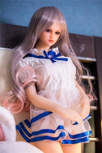 Sanhui Doll ラブドール 65cm #2 Miniロリードール フルシリコン製