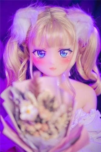 Real Girl アニメ系 ラブドール 146cm #A6 ヘッド TPE製