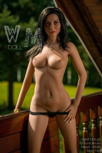 WM Doll ラブドール 172cm Bカップ #405 欧米仕様 TPE製