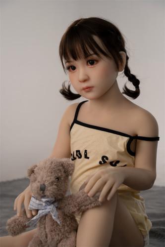 AXB Doll ラブドール110cm バスト平 A148 掲載画像はリアルメイク付き TPE製