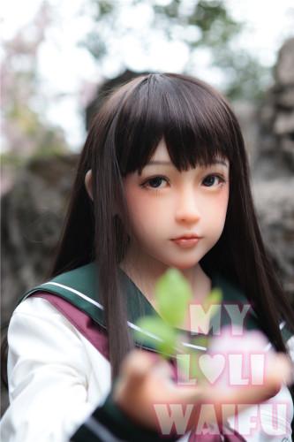 My Loli Waifu 略称MLWロり系ラブドール 138cmAカップ 陽葵Haruki TPE材質ボディー ヘッド材質選択可能 メイク選択可能