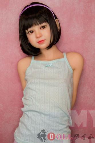 My Loli Waifu 略称MLWロり系ラブドール 126cm AAカップ ジュリーJulie TPE材質ボディー/ ヘッド材質/メイク選択可能