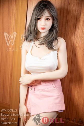 WM Doll ラブドール 163cm Dカップ #33 TPE製