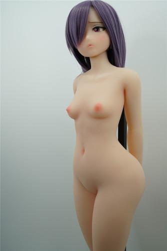 【即納・国内発送・送料無料】DollHouse168 ラブドール 90cm バスト小 RicoA アニメヘッド TPE製
