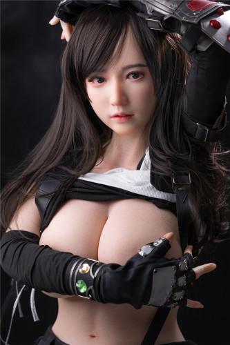 Top Sino Doll ラブドール 159cm Gカップ T1 Miyou RRSメイク選択可(掲載画像はRRSメイク付き)フルシリコン製