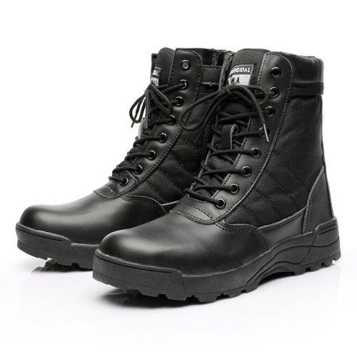 Outdoor tactical mountaineering non-slip combat boots