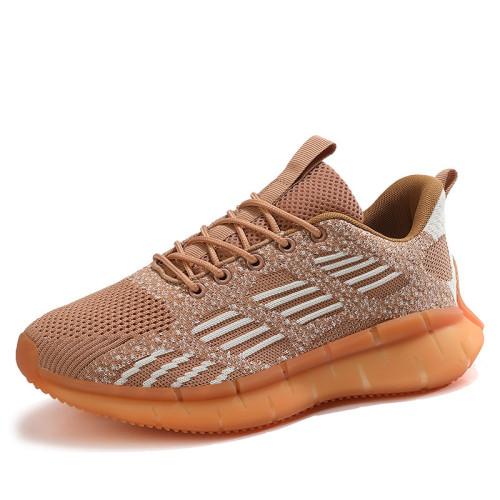 Men's shoes 2020 new popcorn bottom coconut breathable mesh shoes
