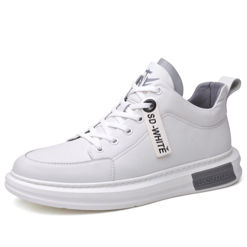 Men's leather sports casual shoes can be worn in all seasons