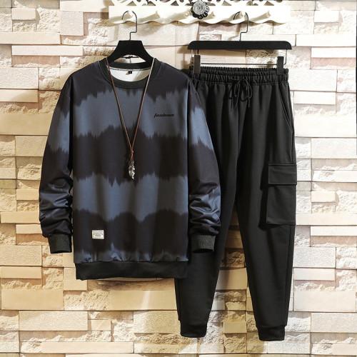 Men's Sportswear Sets Sweatshirt + Sweatpants
