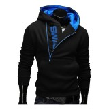 Menswear Winter Fashion Men Hoodies Cotton Sweatshirt