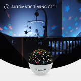 LED Sky Projector Light-LED Mini Bluetooth Music Star Light,RGB Colorful Change Rotating Led Starlight Light Projector with Remote Control,Bedroom Parties Decor,Friend Child Birthday Best Toys