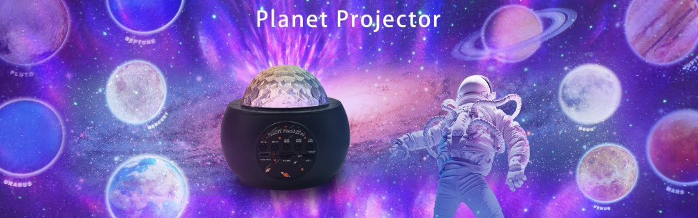 Planet projector