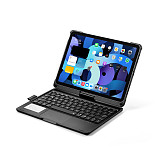 iPad Air 4th Generation Case with Keyboard, iPad Pro 11 Keyboard Case 2018 - Touch Wireless Keyboard - Pencil Holder - Flip Stand Cover for iPad Pro 11 1st Gen/iPad Air 4 10.9 Inch 2020
