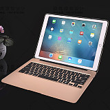 IEGrow F07S Wireless Keyboard Case for iPad Pro 12.9, Bluetooth Folio Cover with Auto Wake/Sleep with 2015/2017 iPad Pro (12.9-inch) A1584/A1562