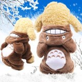 xs-2xl Hot Sale Pet Cat Clothes Funny Dinosaur Costumes Fall Winter Warm Plush Coat Small Cat Kitten Hoodie Puppy Dog Clothes