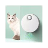 SMART DEODORIZER DEVICE ODOR CLEANER FOR CAT LITTER BOX WHITE