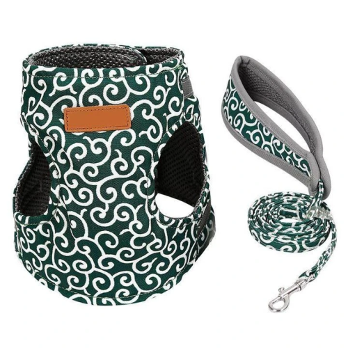 Cat Harness & Leash Set - 50% Off Today