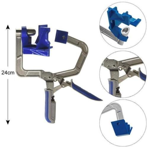 90 Degree Corner & T-Type Joints Corner Clamp