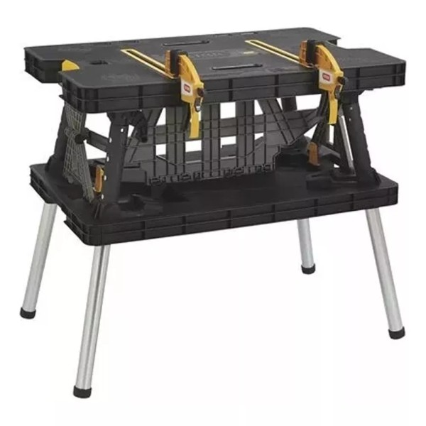 Quick Opening And Portable Folding Work Table, Watherproof, Fade Free, Easy Clean